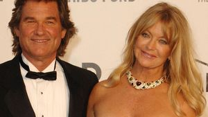 Goldie Hawn & Kurt Russel: Seit 30 Jahren ein Paar
