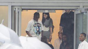 Nach Baby-News: Kylie weicht Travis nicht mehr von der Seite