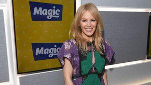 Wieder happy: So süß schwärmt Kylie Minogue von ihrem Neuen