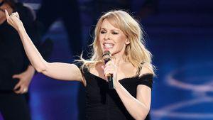 Konzerte abgesagt! Kylie Minogue bangt um ihre Stimme