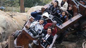 Stormis Geburtstag: KarJenners machen Disney World unsicher!