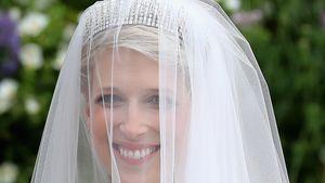 Erbstück & Unikat: Details zu Lady Gabriellas Hochzeits-Look