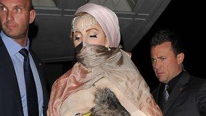 Lady GaGa verschleiert & verhüllt statt hüllenlos