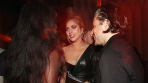 Lady Gaga und Christian Carino bei der Grammy Awards After Show Party 2017 in Los Angeles