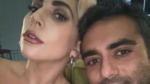 Lady Gagas Freund Michael Polansky ist ihr Halt im Leben
