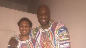 Nach Wut-Posting: Lamar Odoms Sohn ändert seine Meinung