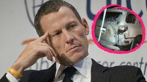 Fahrerflucht: Lance Armstrong lässt Freundin lügen