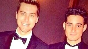 Lance Bass und Michael Turchin