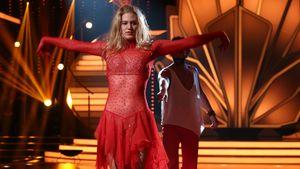 Larissa bei Let's Dance: Ihr Freund feuerte sie an