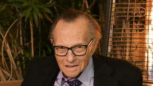 US-TV-Legende Larry King konnte Intensivstation verlassen