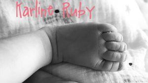 Laura Osswalds Baby
