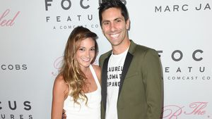 "Laura Perlongo und Nev Schulman bei der ""The Beguiled""-Premiere in New York"