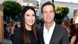 Lauren Graham und ihr Ehemann Peter Krause