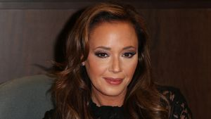 "Leah Remini während Buchvorstellung zu ""Troublemaker: Surviving Hollywood and Scientology"""