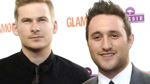 Lee Ryan und Antony Costa