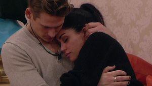 Lee Ryan und Jasmine Waltz