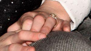 Nach Hochzeit: Seht hier Leighton Meesters Ring