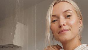 Auch im Home-Office: Lena Gercke hat Baby Zoe immer dabei