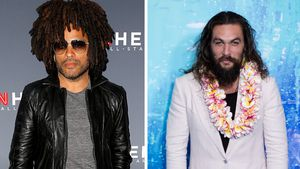 """Bruder"": Lenny Kravitz sendet Jason Momoa Geburtstagsgrüße"