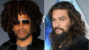 """Lenny Kravitz schwärmt: Jason Momoa ist """"wie ein Bruder""""!"""