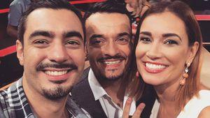 Leonardo Borba, Giovanni und Jana Ina Zarrella