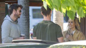 Nach Miley-Trennung: Lenkt sich Liam mit Ex des Bruders ab?