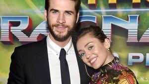 Süßer Paar-Moment: Liam & Miley so verliebt auf Red Carpet!