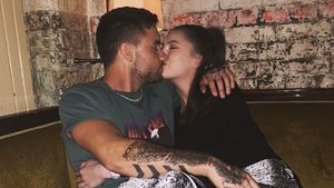 Endlich! Erstes Knutschfoto von Liam Payne und Freundin Maya