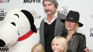 Naomi Watts & Liev Schreiber: Happy Family trotz Trennung?