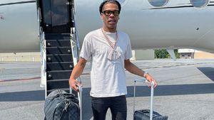 Mit Gras erwischt: Rapper Lil Baby in Paris festgenommen!