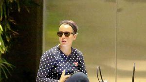 Lily Allen am Flughafen von Los Angeles