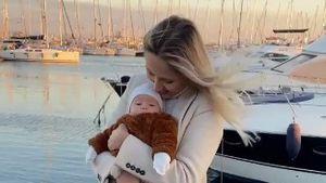 Ex-Bachelor-Babe Lina Özgenç zeigt das Gesicht ihrer Tochter