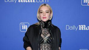 Im Club: Lindsay Lohan knutscht mit ihrem Geschäftspartner!