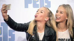 Internetstars Lisa und Lena