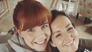 Süß! Lisa Wohlgemuth & Susan Albers feiern DSDS-Reunion