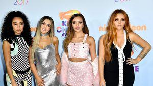 Schockmoment: Fan reißt plötzlich Van-Tür von Little Mix auf