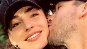 """""""Sturm der Liebe""""-Star Florian Frowein postet Foto mit Livia"""