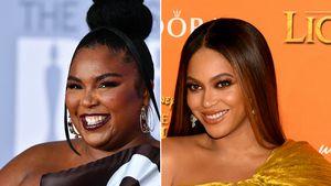 Lizzo ganz sprachlos: Beyoncé gratuliert ihr zum Geburtstag!