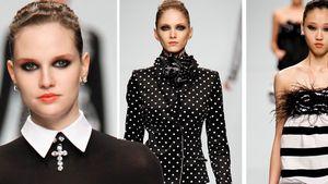 Mailand Fashion Week: Roccobarocco mags klassisch