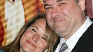 James Gandolfini und Lorraine Bracco