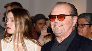 Jack Nicholson und Lorraine Nicholson