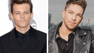 Louis Tomlinson und Matt Terry