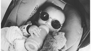 Louis Tomlinsons Sohn Freddie