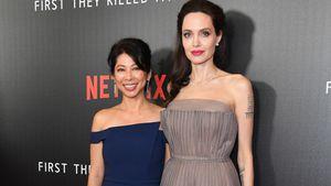 Netflix-Serie zeigt ihr Leben: SIE ist Angelina Jolies BFF!