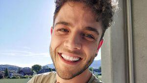 Unfall als Kind: Darum hat Luca Hänni eine Narbe am Auge
