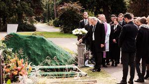 "Erste Fotos: So emotional wird Irenes ""Unter uns""-Beerdigung"