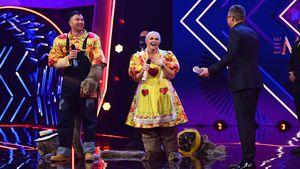 """Daniela und Lucas: Erste Worte nach """"The Masked Singer""""-Aus"""