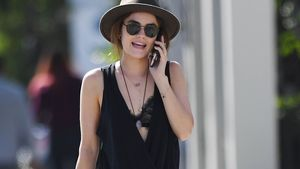"Lucy Hale nach einem Lunch im ""Mama Gracias"" in West Hollywood"