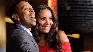 Ludacris mit Ehefrau Eudoxie