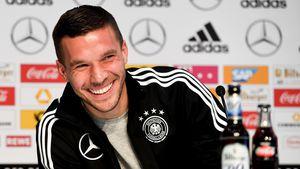 Neben Supertalent-Job: Poldi etwa vor Wechsel nach Polen?